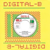 Garnet Silk - Complain / Give I Strength (Digital B / VP) 7""